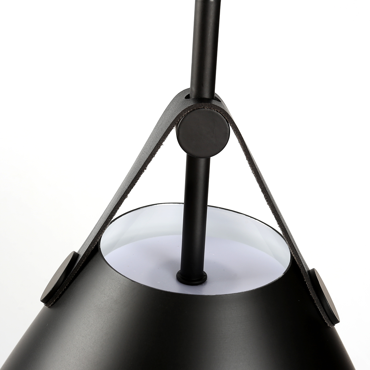 Restaurant pendentif éclairage cuisine pendentif lampe salle à manger lumière LED nordique lumière moderne suspension pour chambre salon - 4