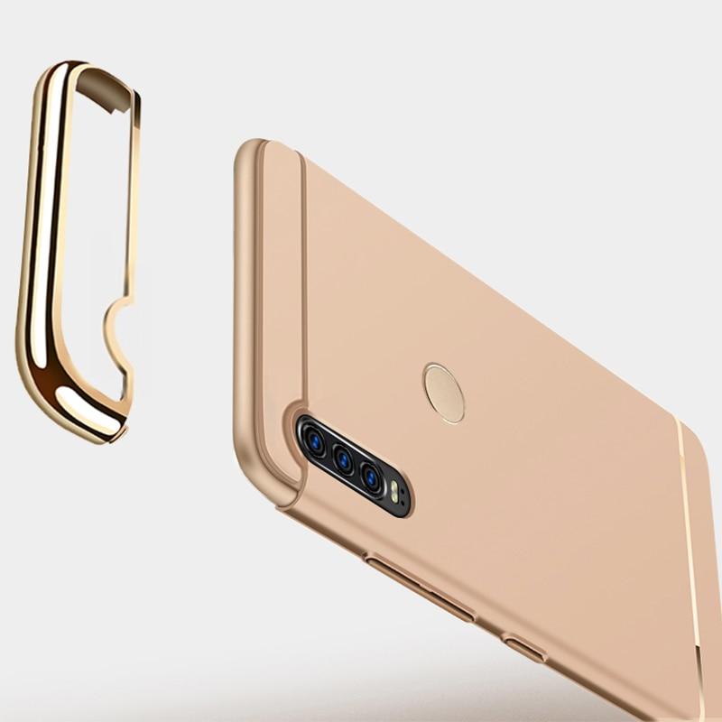 Huawei Ascend P30 Lite Full Protect Cover Coque 3 i 1 guldpläterad - Reservdelar och tillbehör för mobiltelefoner - Foto 2
