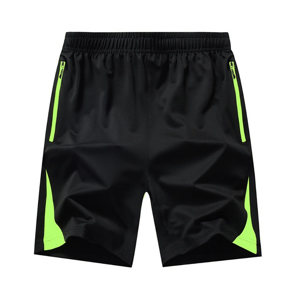 50% Hot Sale Men Casual Breathable Stretchy Quick Dry Drawstring Fifth Pants Beach Shorts 3