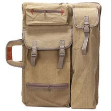 Художественная сумка портфель чехол рюкзак для рисования на
