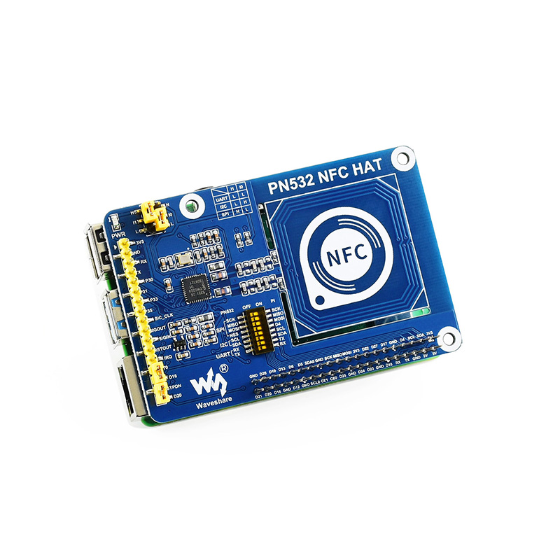 Raspberry Pi NFC Expansion Board PN532 / RFID Near Field Communication Module Access Control Card Reader
