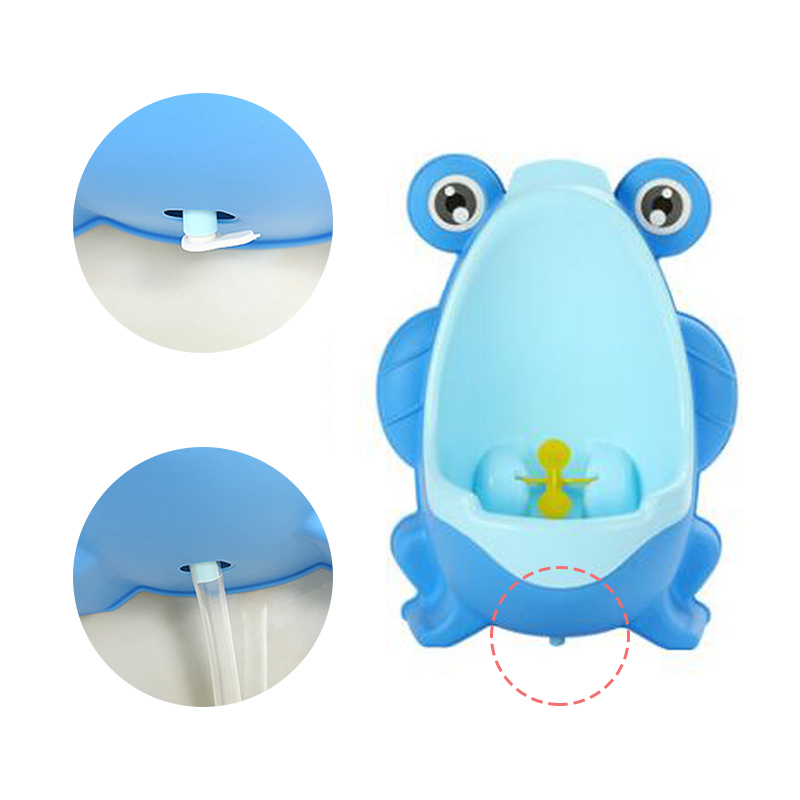 Froggie Pottie Toddler Potty Trainer Urinal