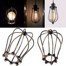 Потолочный светильник Подвесная лампа в форме папайи винтажном