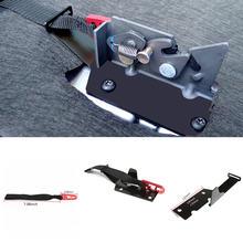 Комплект для спуска заднего сиденья красный ремешок ford supercrew