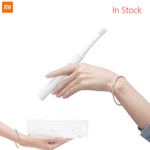 In Stock Xiaomi Mijia T100 Mi Smart Electric Toothbrush 30 Day Last Machine 46g Two speed Cleaning Mode For Family Best Gift