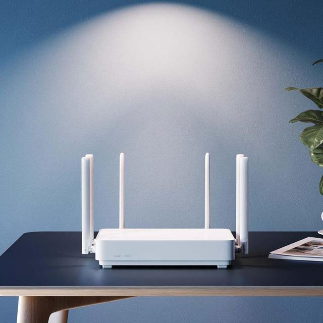 New 2020 Xiaomi Redmi AX6 Wireless Router 2976 Mbps Mesh WIFI 6 2.4G / 5G Dual-Frequency 512MB OFDMA 6 Antennas Repeater PPPOE 4