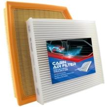 ثنائية الثقة محرك و المقصورة فلتر الهواء لكزس Gs460 2008 2011 V8 4.6L CA10996 ، 17801 31170,17801 38040,87139 07010,87139 YZZ08