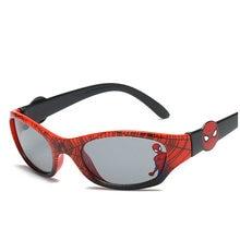 Mxsmoke детские солнцезащитные очки для девочек с рисунком паука