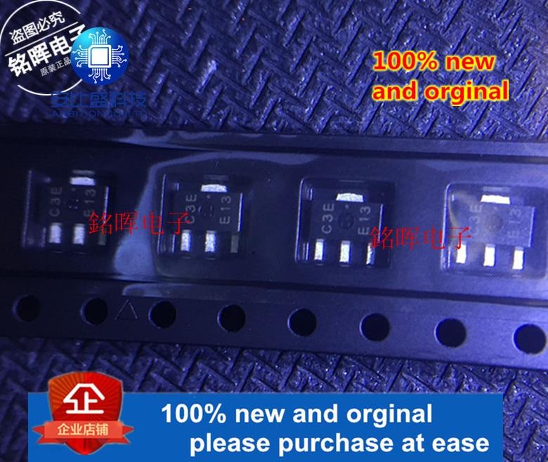 10pcs 100% New And Orginal S-812C50AUA-C3E Silk-screen C3E SOT-89 In Stock