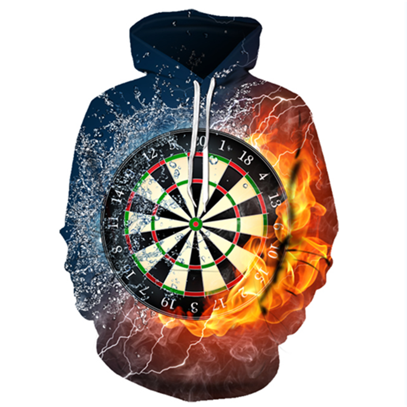 3D Printed Abstract Hoodies Men&Women 45