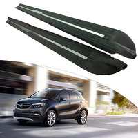 KINGCHER Fit For Buick Encore 2013-2020 Running Boards Side Step Nerf Bar Aluminium