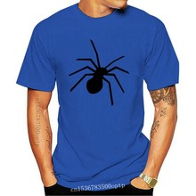 SCARY SPIDER - Halloween / Insect / Gift / Funny / Joke Themed Men's T-Shirt Male Pre-Cotton Clothing 100% Cotton