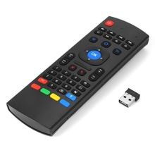 Remote Control for Android TV Box Media Player Newest Fly Air Mouse & Wireless Mini Keyboard with IE цена и фото