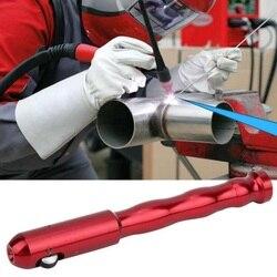 Profesjonalne narzędzie podajnik drutu podajnik drutu elektroda wypełniacz uchwyt elektrody sprzęt spawalniczy gazu