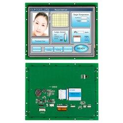 Inteligentny Panel TFT LCD 10.4 Cal inteligentny Monitor z procesorem + interfejs szeregowy dla inteligentnego domu