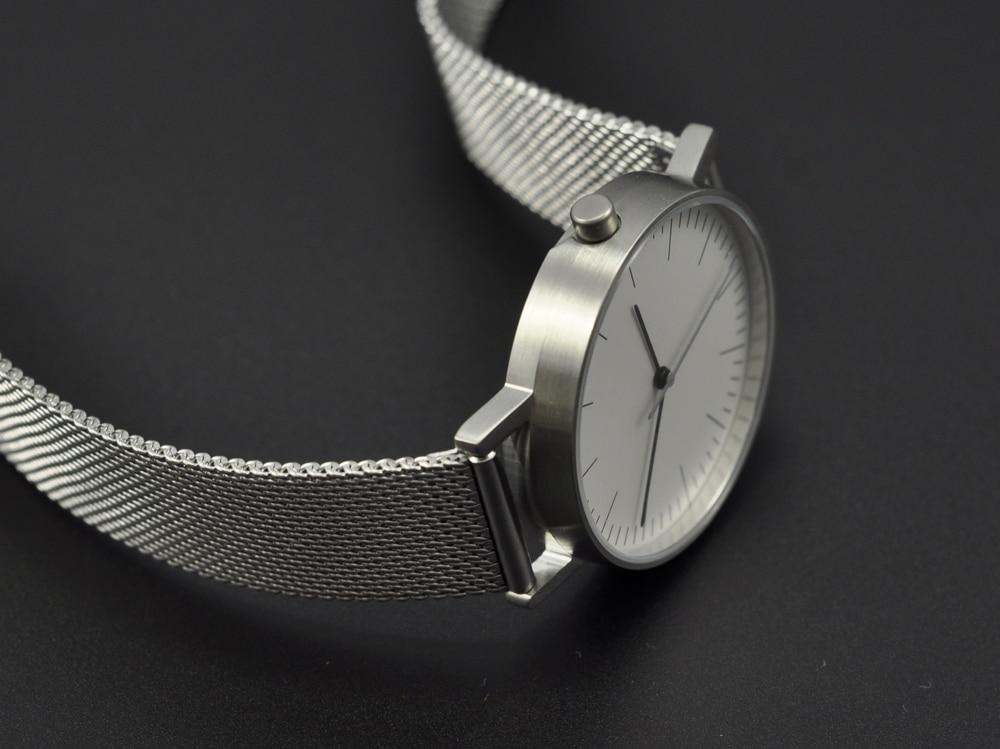 Addiesdive 50m relógio de quartzo à prova