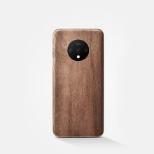 Natural Wooden phone case FOR Oneplus 7T
