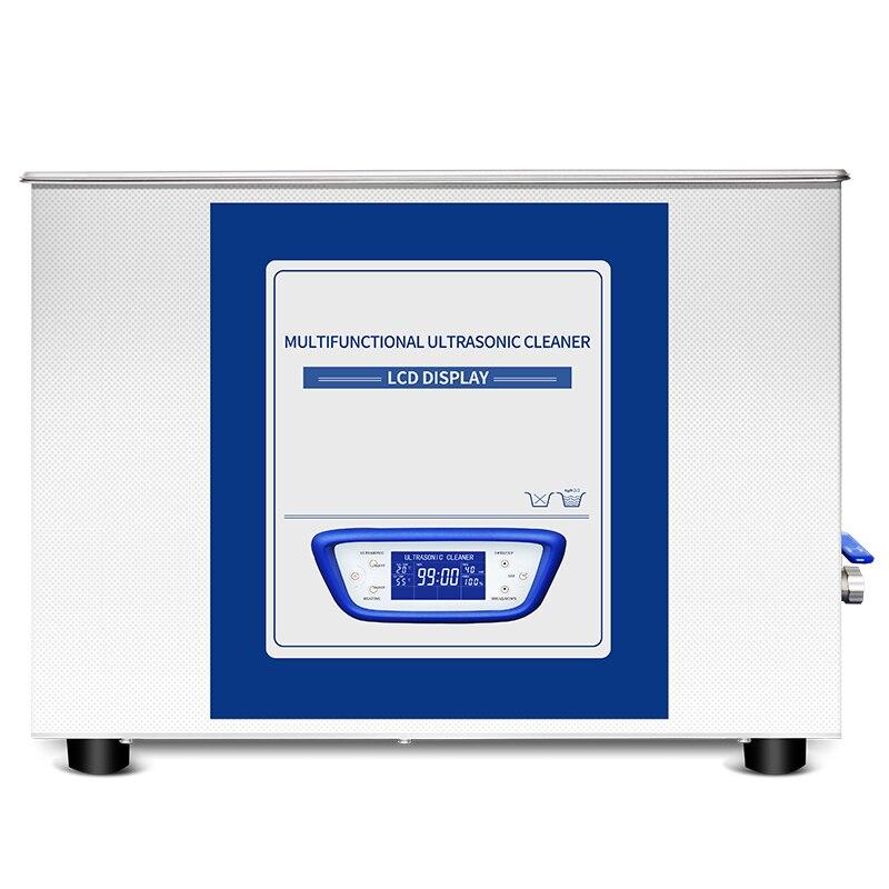 Professionele Ultrasone Reiniger 30L Ontgassen Sweep frequentie Lage ruis Macht Tijd Temperatuur Verstelbare PCB Printplaat - 3