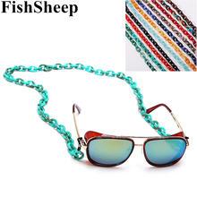 Fishsheep 70 см новая акриловая цепочка для солнцезащитных очков