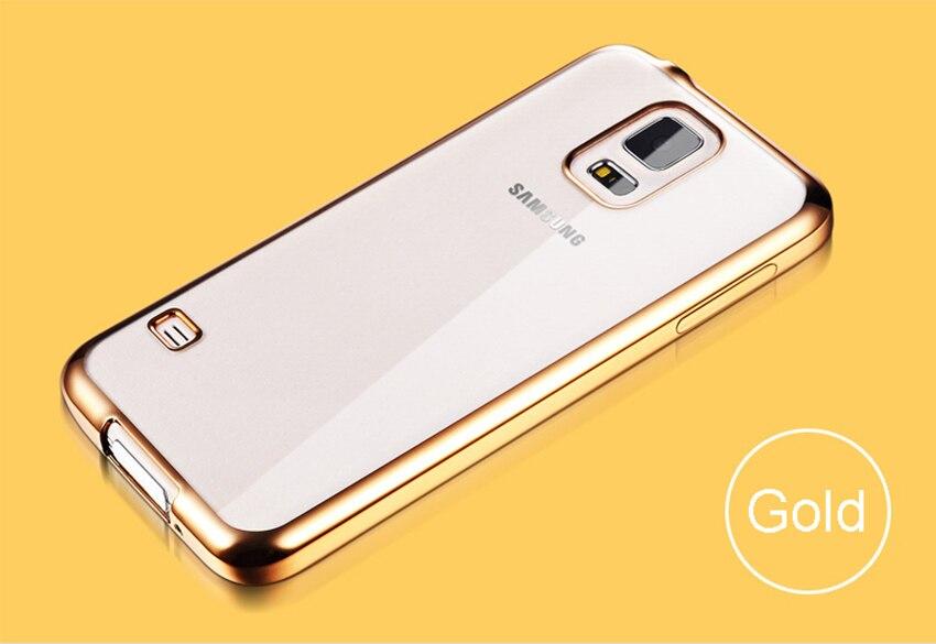 Clear Samsung Galaxy S5 Case 11