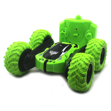 цена на Remote Control Car RC Car 4WD Rock Crawler Remote Control Toys  Radio Control Car RC Stunt Double Side Car 3388