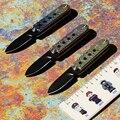 Карманный нож без блокировки титановая ручка AUS8 лезвие портативный инструмент