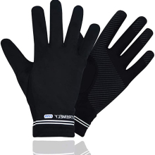 Protective gloves for cycling