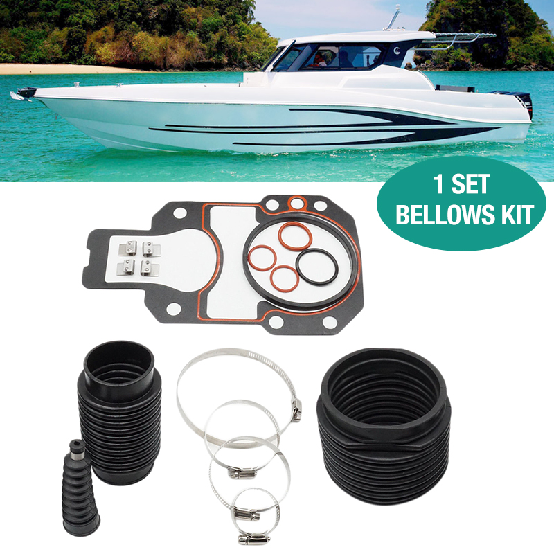 Boat Transom Seal Transom Bellows Repair Reseal Kit For MerCruiser Alpha 1 One Gen II 2 1977-1990 Boat Accessories Marine