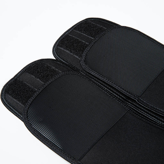Women Sweat Neoprene Waist Trainer Corset Trimmer Belt Body Shaper Slimming Compression Waist Cinchers 5