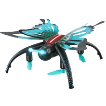 Simulations Children Toy Four-Axis Aerial Vehicle Remote Control Aircraft Four-Axis Vehicle Butterfly WIFI Aerial Photo UAV hiinst sh5hd remote control aircraft set high aerial photography unmanned aerial vehicle four axis aircraft wifi control drone