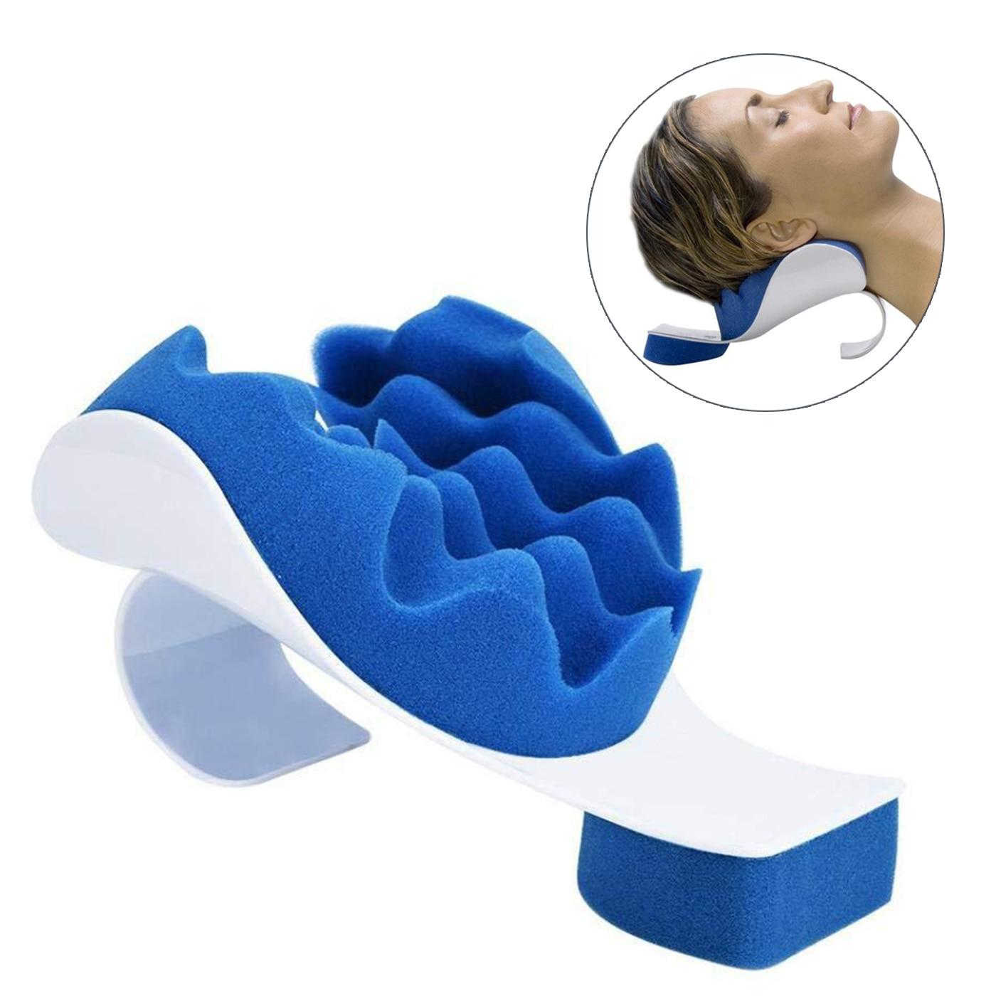 Neck Massage Pillow Neck And Shoulder Massage Pillow Pain Relief Pillow Neck Shoulder Support Travel Pillow Neck Massager