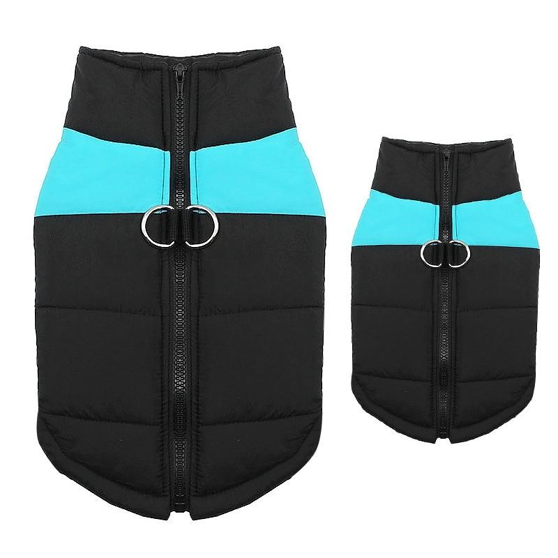 Зимняя непромокаемая одежда для собак-2