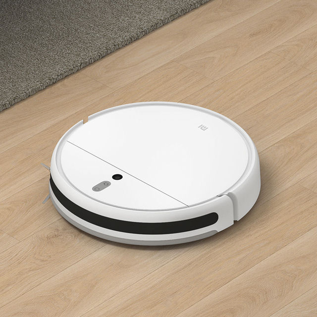 Xiaomi Mijia 1C Vacuum Cleaner robot Global Version Cordless Sterilize Smart Appliance Sweeping Mopping Hard Floors Carpet Clean 3