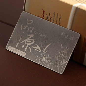 Stainless steel membership card custom stainless steel business card frosted metal card black metal business card custom