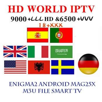 цена на HD IPTV Box X96 MINI Box IPTV for adult xxx m3u smarters Europe Arabic match Smart TV Box Android Smart IPTV no channels include