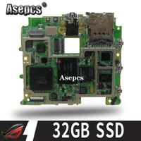 For ASUS PadFone2 A68 motherboard (32GB )A68 Mobile phone Mainboard Logic board System Board