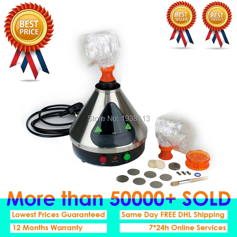 2020 Spring Arrival Volcano Vaporizer Desktop Humilifier Home Use For Medical Inhalation Full Kit With DHL Free