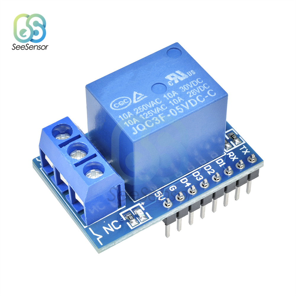 Buzzer Shield V1.0.0 Wemos D1 Mini ESP8266 Expansion Board For Arduino