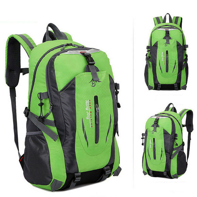 Large Backpack 60L Men/'s Boy/'s Rucksack Fishing Sports Travel Hiking Work Bag