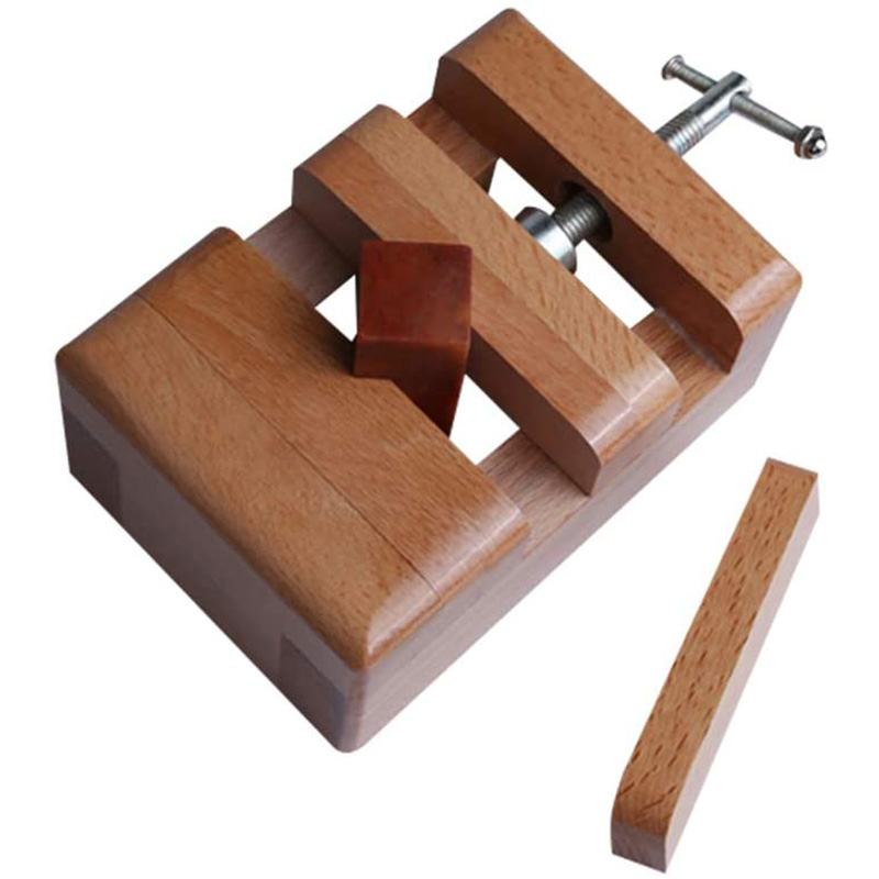 Adjustable Carving Clamp For Stone,Wood Carving Tools For Chinese Traditional Seal Stone SND Seal Engraving
