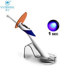Dental Wireless 1Sec LED Curing Composite Resin Light Dental Material One Second Curing Lamp Curable Resin Dental Dentista Tools