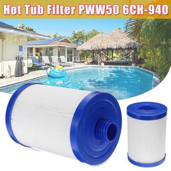 243X150mm filtr jacuzzi do PWW50 6CH-940 wanna z hydromasażem Element filtr wanna akcesoria do basenów tanie i dobre opinie NONE CN (pochodzenie) dla 2 osób Wanny spa