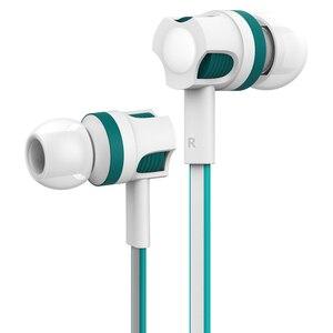 Image 5 - Langsdom jm26 in ear fone de ouvido 3.5mm estéreo gaming headset com microfone fones de ouvido de alta fidelidade para o telefone mp3 fone de ouvido