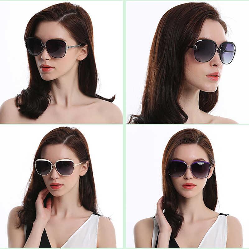 TEWEXUAผู้หญิงแว่นตากันแดดPolarizedแว่นตากันแดดOversized Squareแว่นตากันแดดรูปสี่เหลี่ยมผืนผ้าสำหรับผู้หญิงoculos lunette de Soleil Femme