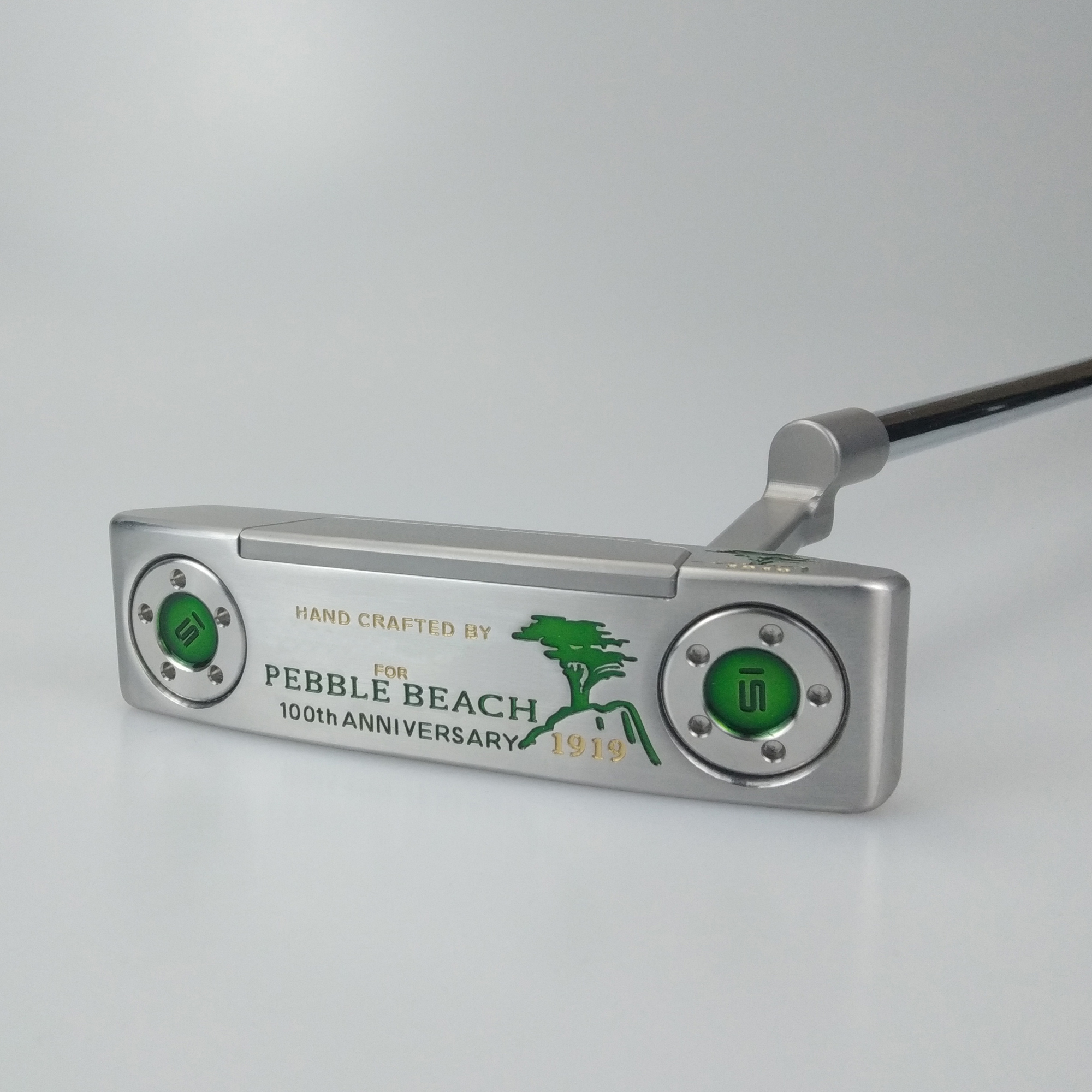 Golf Clubs Golf Putter Centennial Edition Pebble Shoal 32-36 Inch High Quality With Head Cover Free Shipping