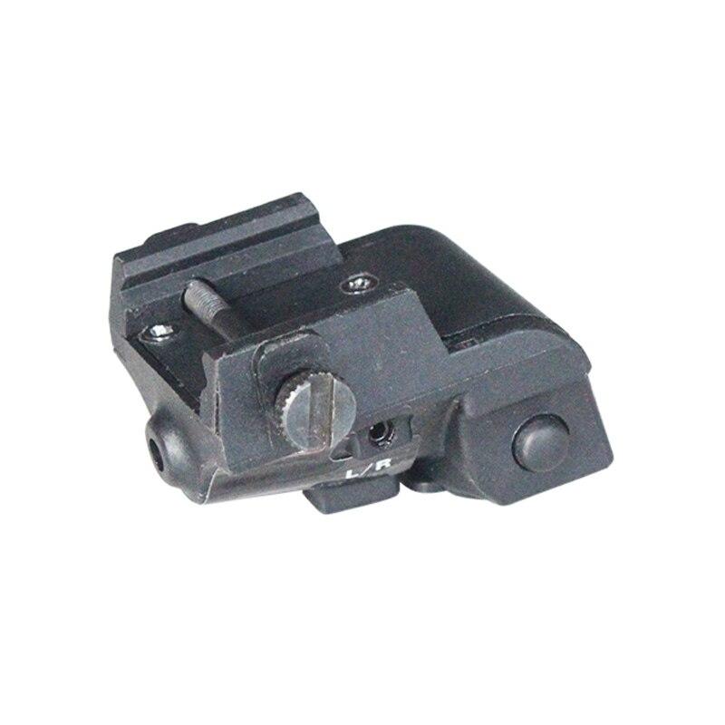 Built in Rechargeable Pistol Airsoft Red Dot Green Laser Pointer Sight for Glock 17 Laser Colt 1911 Self Defense Gun Laser-3