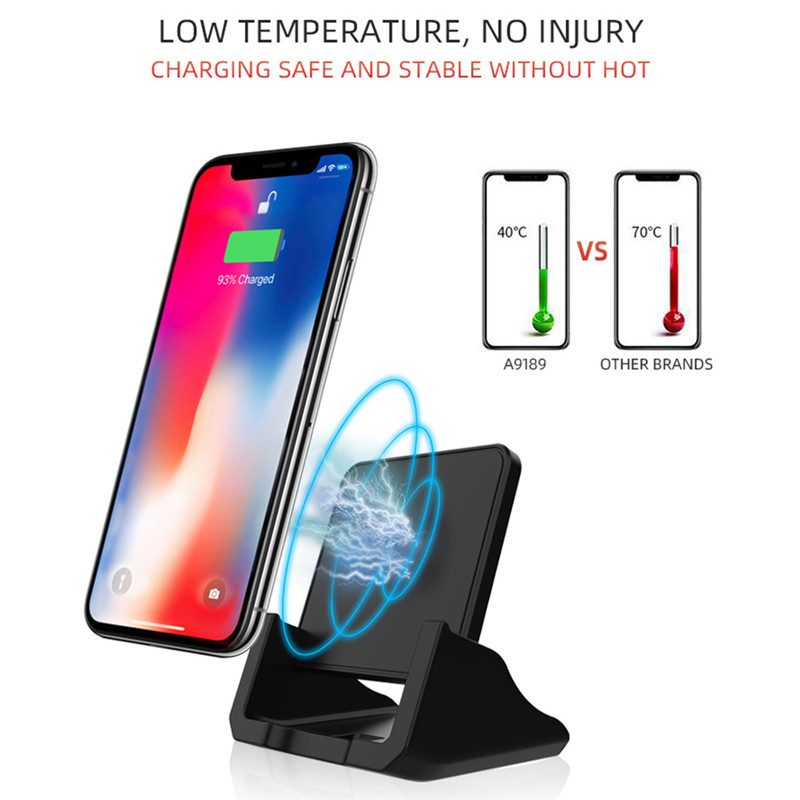 Fast 10W Wireless Charger For Samsung Galaxy A71 A51 A90 A80 A70 A60 A50 A40 A30 A20e A20 Fast Charger Stand Fast Wireless pad