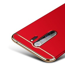 360 Full Cover Plating Phone Case For Xiaomi Redmi Note 8 7