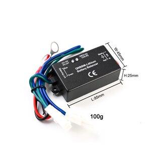 Image 2 - Led 표시기 1S 12V 배터리 이퀄라이저 단일 셀 리드 산 성 배터리 균형 BMS 배터리 젤 홍수 AGM