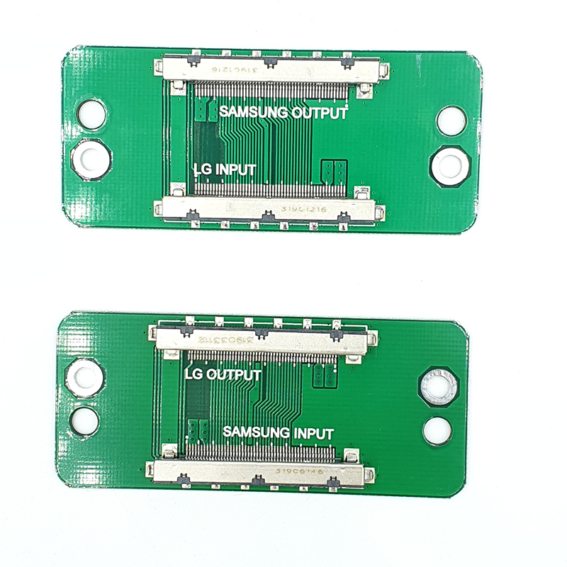 LVDS 51pin Samsung Turn LG Cable Connector Adapter